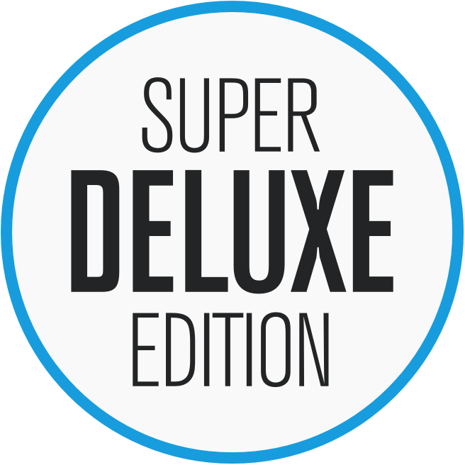 Super Deluxe Edition Logo