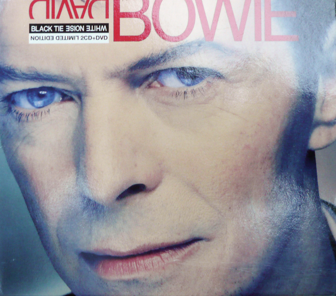 David Bowie / Black Tie White Noise / 2CD+DVD