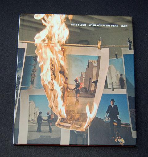 Pink Floyd / Wish You Were Here SACD