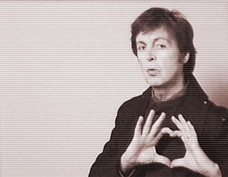 Paul McCartney / Hollywood Hall of Fame Star / Oscar story