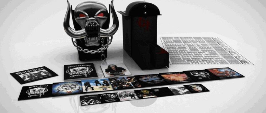 Mötorhead / The Complete Early Years 15CD box set