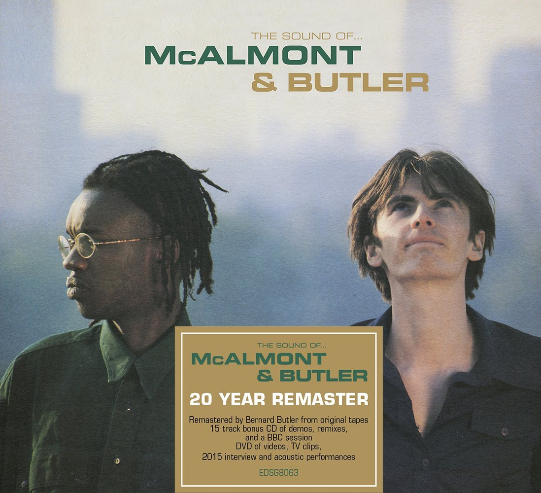 The Sound of McAlmont and Butler / 2CD+DVD edition