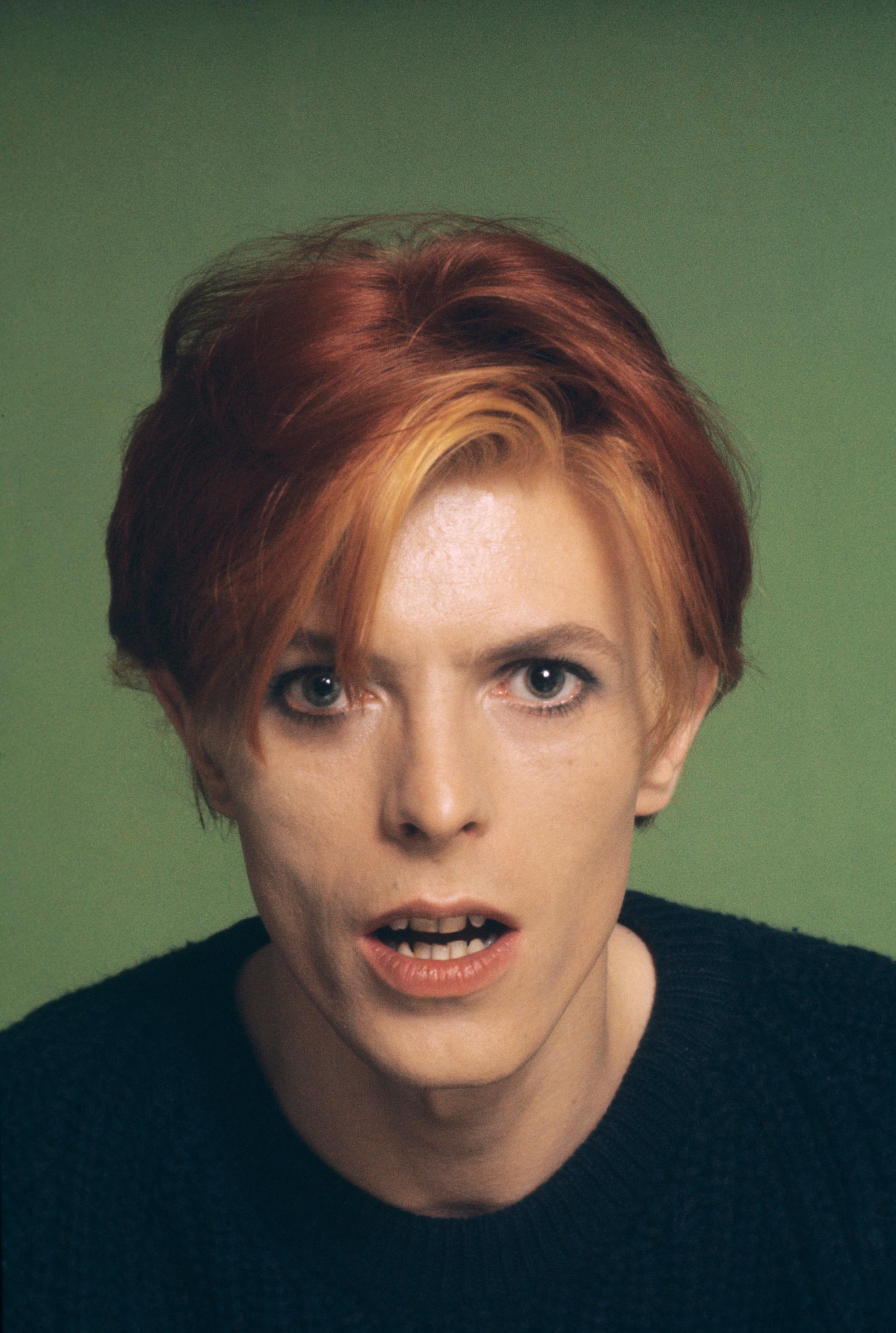1976 --- David Bowie --- Image by © Steve Schapiro/Corbis