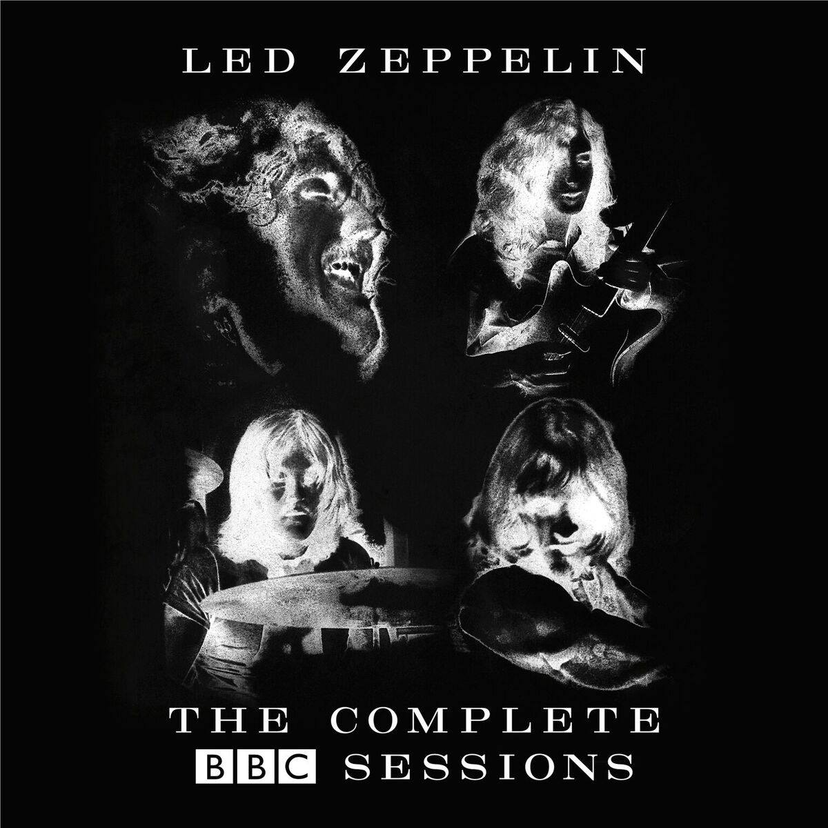 Led Zeppelin / The Complete BBC Sessions / super deluxe edition box set