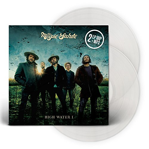 The Magpie Salute / High Water I clear vinyl
