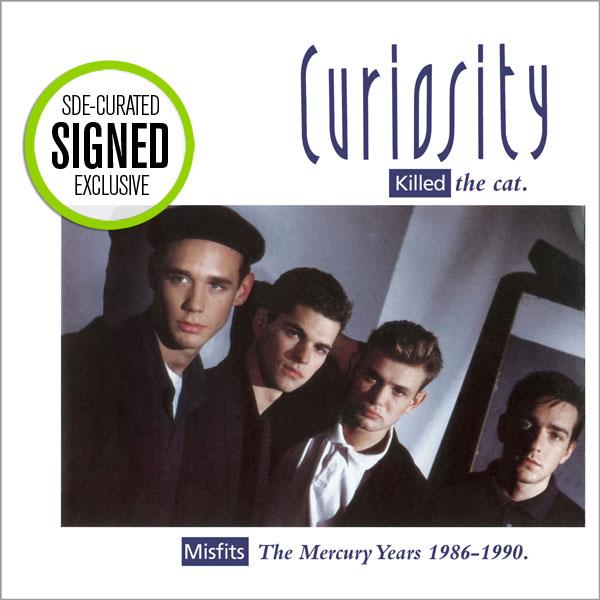 Curiosity Killed The Cat / Misfits: The Mercury Years 1986-1990