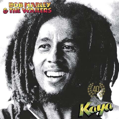 Bob Marley / Kaya 40
