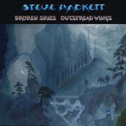 Steve Hackett / Broken Skies Outspread Wings 1984 - 2006 box set