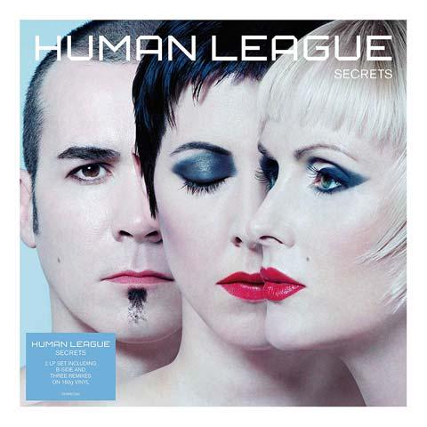 The Human League / Secrets 2LP black vinyl