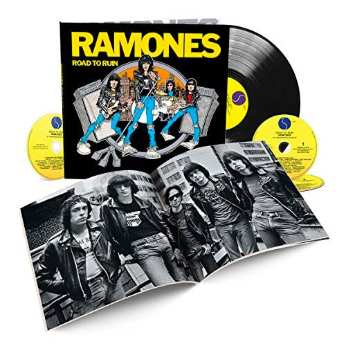 Ramones / Road to Ruin super deluxe edition