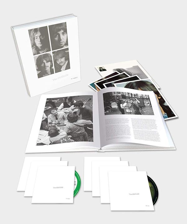 The Beatles / The White Album super deluxe