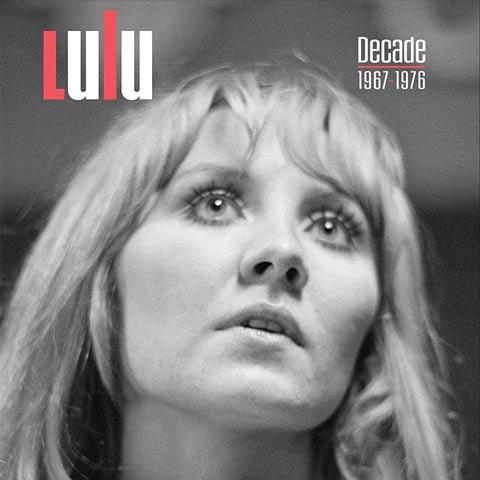 Lulu / Decade 1967-1976 / signed 5CD box