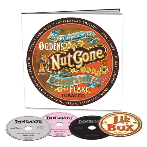 Small Faces / Ogdens' Flake Gone Nut 3CD+DVD