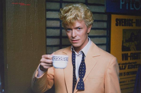 Ricochet: David Bowie 1983