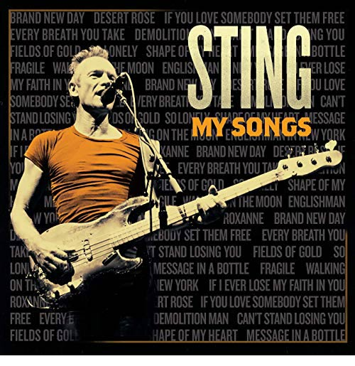 Sting / My Songs new album
