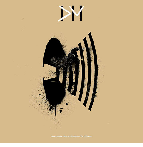 "Depeche Mode / Black Celebration & Music for the Masses 12"" boxes"