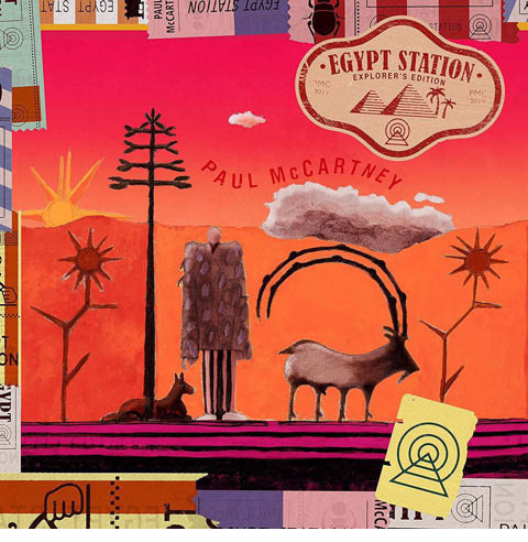 Paul McCartney to release Egypt Station 'Explorers' edition'