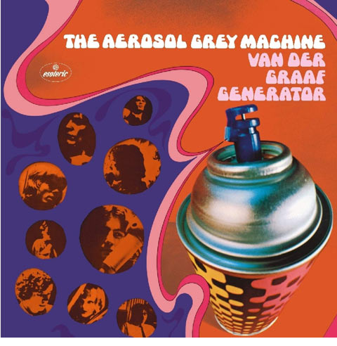 Van Der Graaf Generator / The Aerosol Grey Machine 50th anniversary reissue