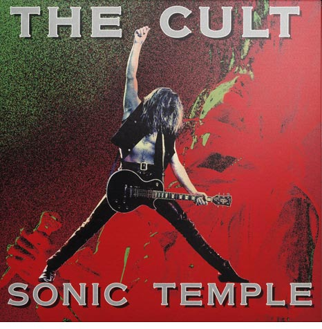 The Cult / Sonic Temple 30th anniversary expanded sets
