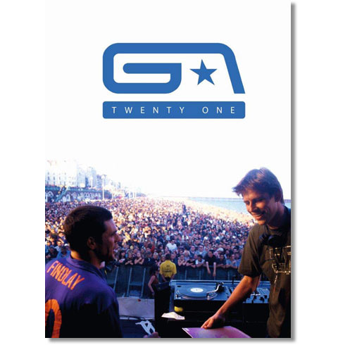 Groove Armada / Twenty One 4CD deluxe set
