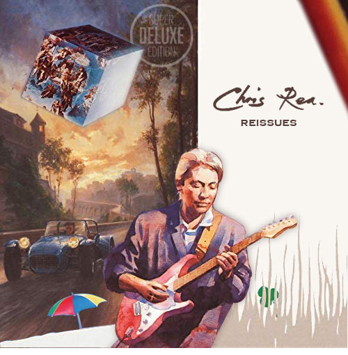 Chris Rea / 2CD deluxe reissues
