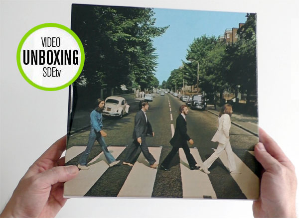 The Beatles / Abbey Road 50th anniversary super deluxe unboxing video