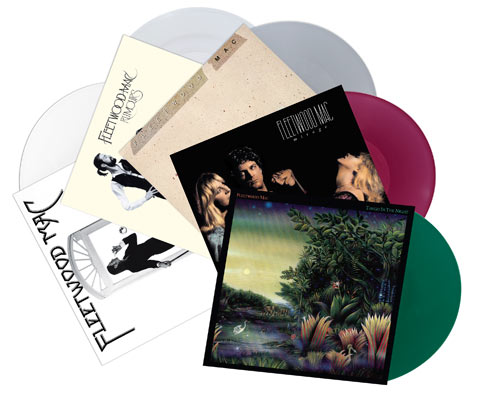 Fleetwood Mac / Coloured vinyl