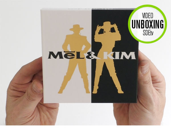 Mel & Kim / The Singles box set - unboxed