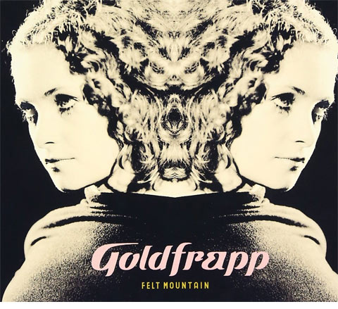 Goldfrapp's Felt Mountain to be toured and reissued in 2020