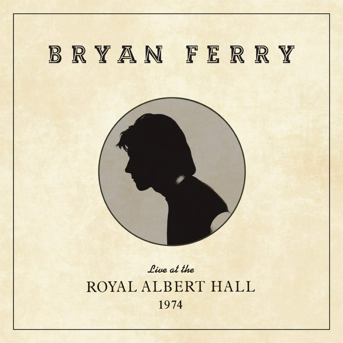Bryan Ferry / Live at the Royal Albert Hall 1974