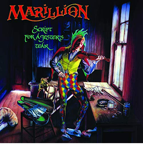Marillion / Script For A Jester's Tear reissue