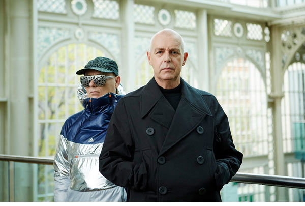 Pet Shop Boys / Hotspot review