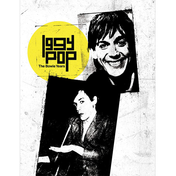 Iggy Pop / The Bowie Years 7CD box set