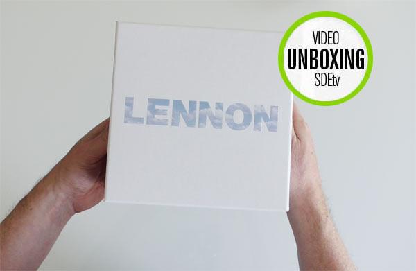 John Lennon / Signature box unboxed