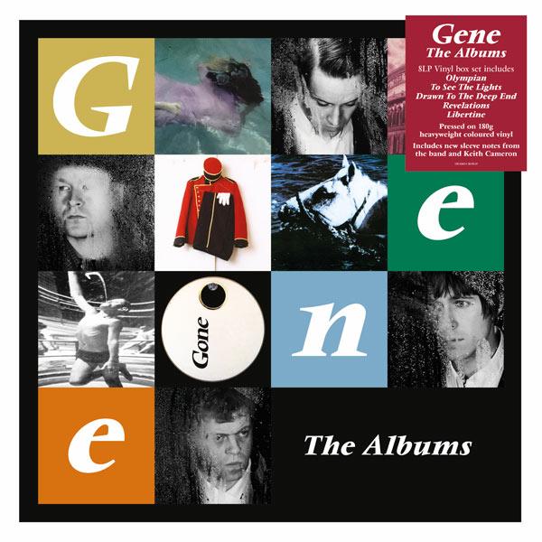 Gene / The Albums 8LP vinyl box set
