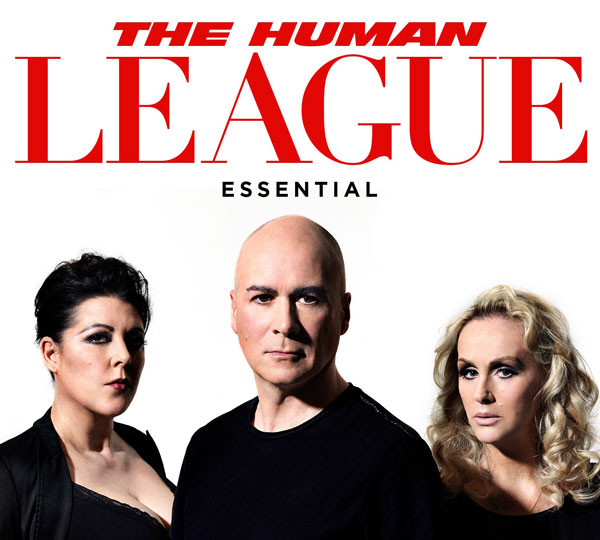 The Human League 'Essential' 3CD set