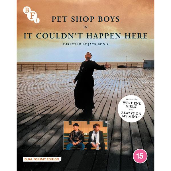 Pet Shop Boys / It Couldn't Happen Here standard edition