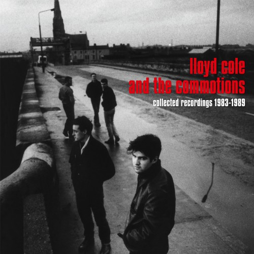 Lloyd Cole and the Commotions Collected Recordings 1983-1989 vinyl box