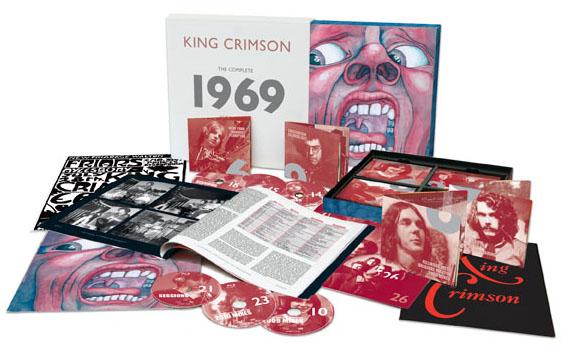 King Crimson / The 1969 Recordings