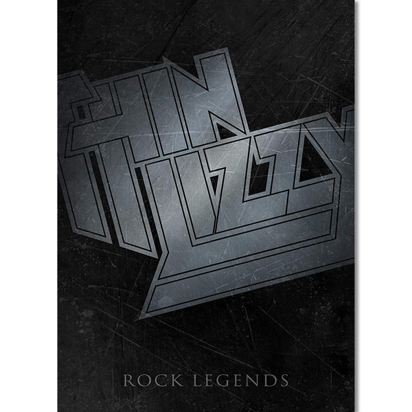 Thin Lizzy / Rock Legends 6CD+DVD box set