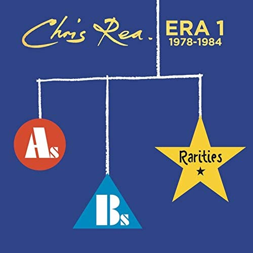 Chris Rea / ERA 1 (As, Bs and Rarities 1978-1984)