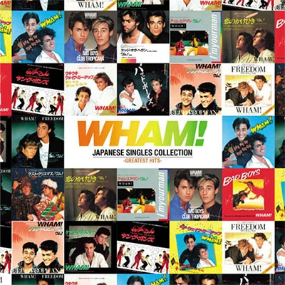Wham! / Japanese Singles Collection: Greatest Hits CD+DVD