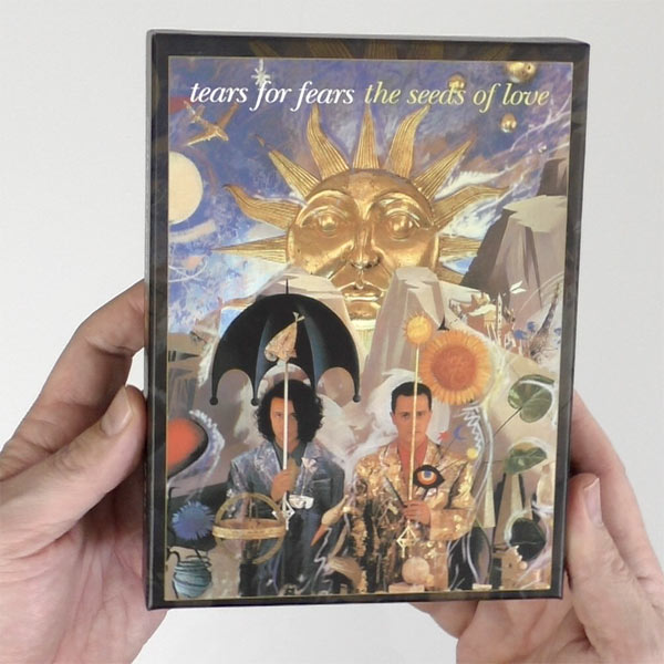 Tears For Fears / The Seeds of Love reissue unboxing video