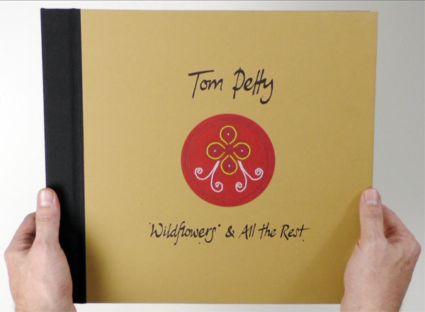 Tom Petty / Wildflowers & All The Rest deluxe editions unboxing video