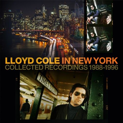 Lloyd Cole in New York 7LP vinyl box set