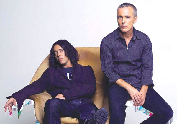 Tears For Fears / Everybody Loves A Happy Ending on streaming services