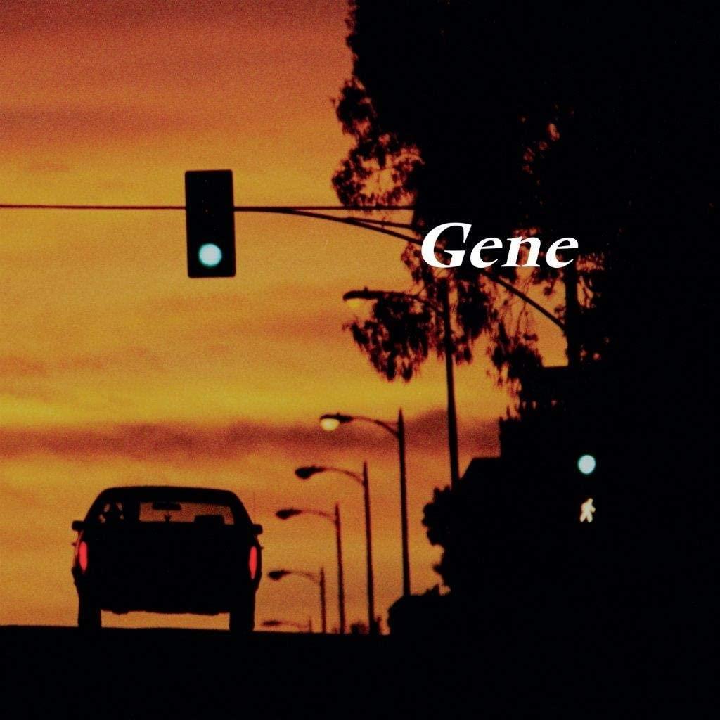 Gene / Riding For Sunset black vinyl