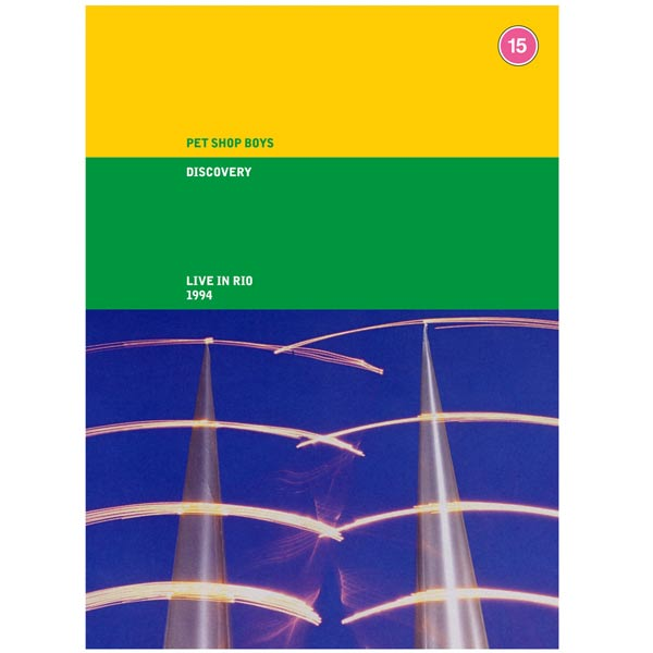 Pet Shop Boys / Discovery: Live in Rio 1994 2CD+DVD