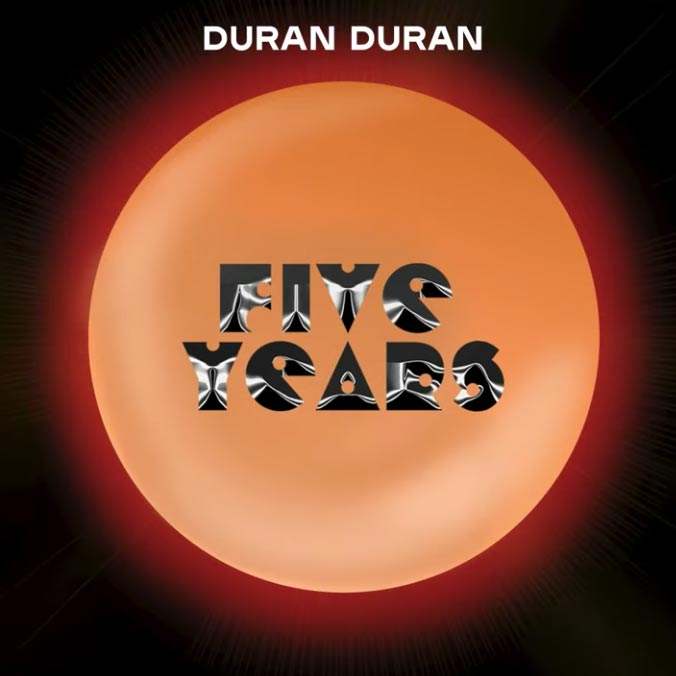 Duran Duran cover David Bowie's Five Years