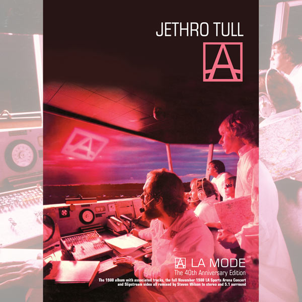 Jethro Tull / A (La Mode) 40th anniversary 3CD+3DVD deluxe edition